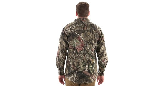 Guide Gear Men's Shirt Jacket 360 View - image 4 from the video