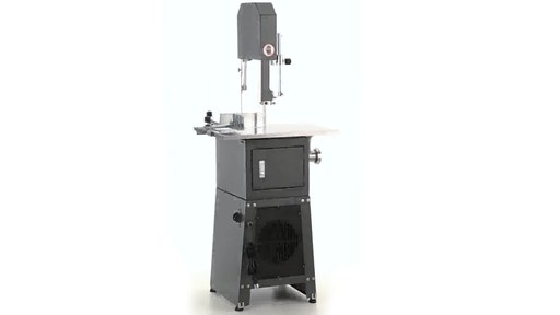 Guide Gear Electric Meat Cutting Band Saw and Grinder 360 View - image 3 from the video