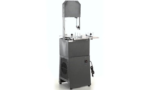 Guide Gear Electric Meat Cutting Band Saw and Grinder 360 View - image 6 from the video
