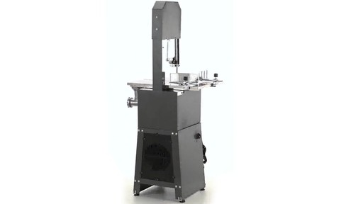 Guide Gear Electric Meat Cutting Band Saw and Grinder 360 View - image 7 from the video