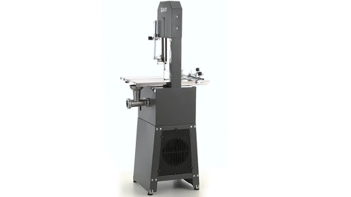 Guide Gear Electric Meat Cutting Band Saw and Grinder 360 View - image 8 from the video