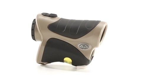 Halo Xray 900 6X Laser Rangefinder 360 View - image 4 from the video