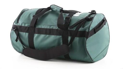 Guide Gear Waterproof Duffel Bag 90 Liters 360 View - image 5 from the video