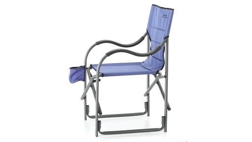 Alps Mountaineering Oversized Folding Camp Chair 360 View - image 1 from the video