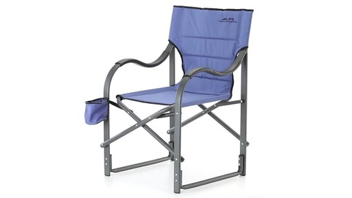 Alps Mountaineering Oversized Folding Camp Chair 360 View - image 2 from the video