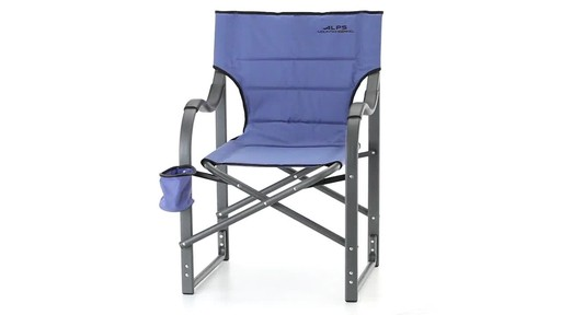 Alps Mountaineering Oversized Folding Camp Chair 360 View - image 3 from the video