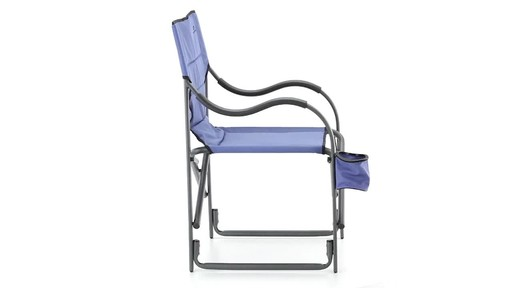Alps Mountaineering Oversized Folding Camp Chair 360 View - image 6 from the video
