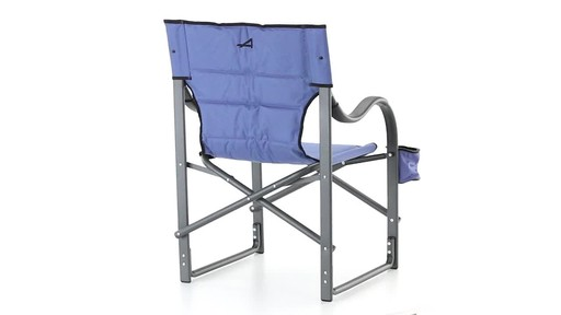 Alps Mountaineering Oversized Folding Camp Chair 360 View - image 8 from the video