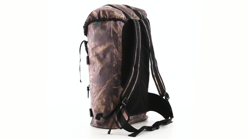 Guide Gear Waterproof Dry Bag Backpack 360 View - image 7 from the video