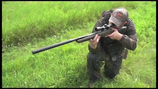 Bone Collector™ Bull Whisper™ .177 cal. Air Rifle with 4x32mm Scope (Refurbished) - image 1 from the video