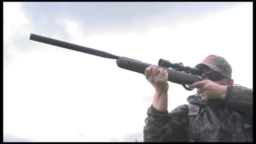 Bone Collector™ Bull Whisper™ .177 cal. Air Rifle with 4x32mm Scope (Refurbished) - image 3 from the video