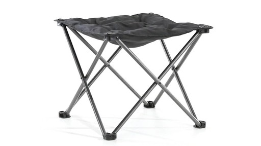 Guide Gear Camp Chair Ottoman 360 View - image 2 from the video