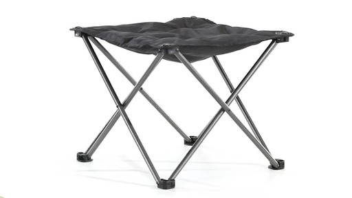 Guide Gear Camp Chair Ottoman 360 View - image 4 from the video