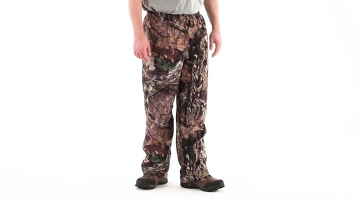 Guide Gear Camo Rain Pants 360 View - image 1 from the video