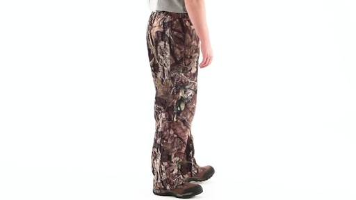 Guide Gear Camo Rain Pants 360 View - image 3 from the video