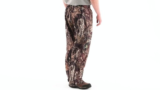 Guide Gear Camo Rain Pants 360 View - image 4 from the video