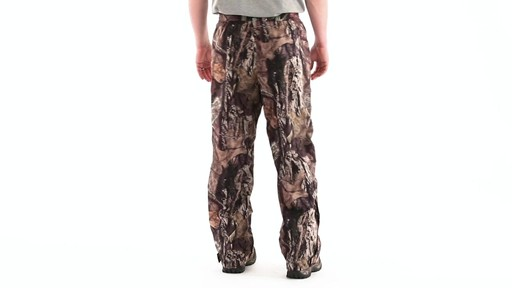 Guide Gear Camo Rain Pants 360 View - image 5 from the video
