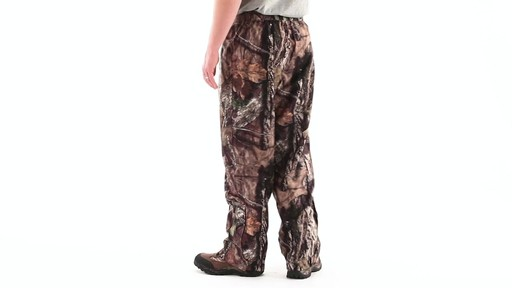 Guide Gear Camo Rain Pants 360 View - image 7 from the video