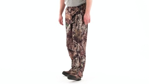 Guide Gear Camo Rain Pants 360 View - image 9 from the video
