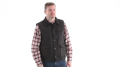 Guide Gear Men's Drover Vest 360 View - image 1 from the video