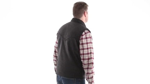 Guide Gear Men's Drover Vest 360 View - image 3 from the video