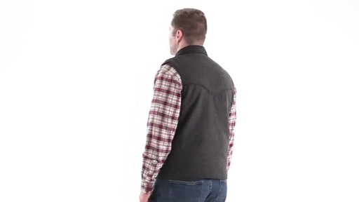 Guide Gear Men's Drover Vest 360 View - image 5 from the video