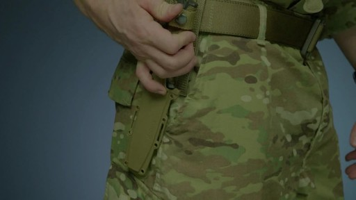 Gerber Strongarm Fixed Blade Knife - image 8 from the video