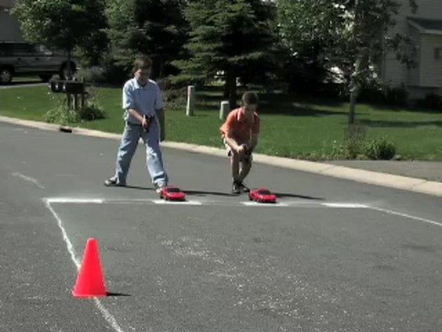 Radio - controlled 15 - mph Lotus Car - image 2 from the video