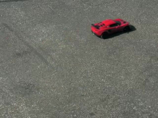 Radio - controlled 15 - mph Lotus Car - image 3 from the video