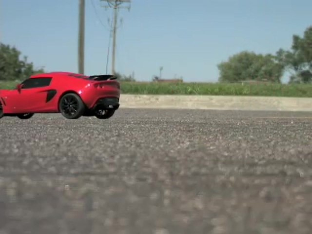 Radio - controlled 15 - mph Lotus Car - image 9 from the video