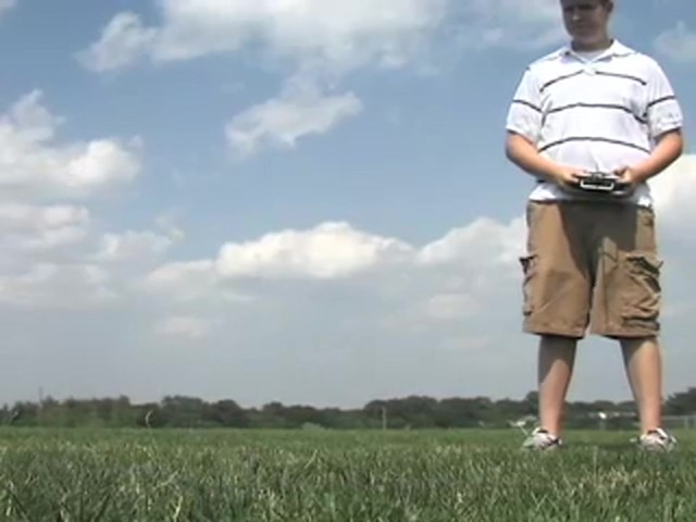 Radio - controlled Helicopter - image 3 from the video