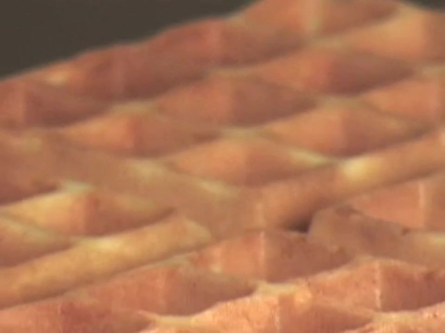 CucinaPro™ Professional Belgian Flip Waffle Maker - image 1 from the video