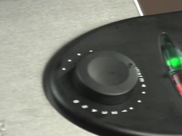 CucinaPro™ Professional Belgian Flip Waffle Maker - image 3 from the video