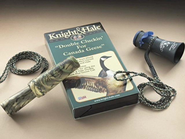 Knight and Hale® Goose Calling Kit - image 2 from the video