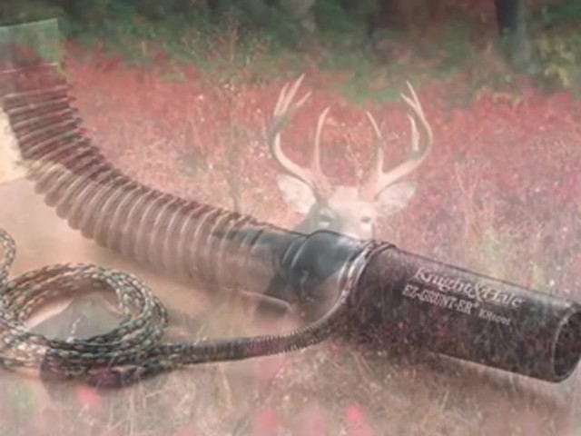 Knight & Hale® EZ-Grunt-er Deer Call  - image 5 from the video