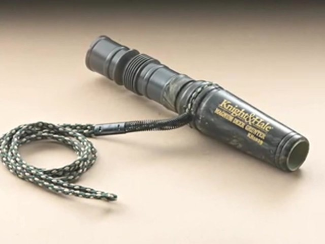 Knight & Hale® Magnum Grunter Deer Call  - image 1 from the video