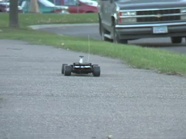 NKOK® Radio - controlled Formula 1 Race Car  - image 2 from the video