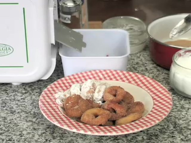 Dough - Nu - Matic™ Donut Maker - image 6 from the video