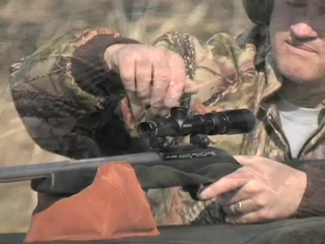 Guide Gear® Hunter's Shooting Bench  - image 8 from the video