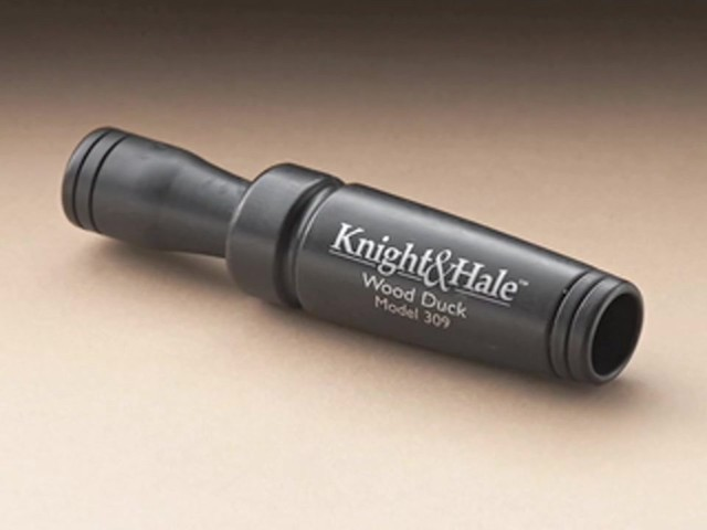 Knight and Hale® Model 309 Wood Duck Call  - image 1 from the video