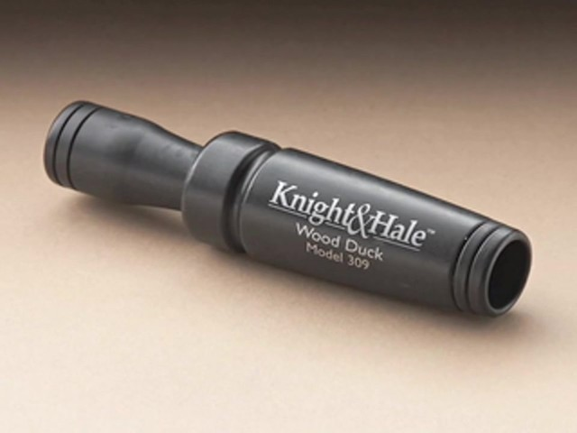 Knight and Hale® Model 309 Wood Duck Call  - image 2 from the video