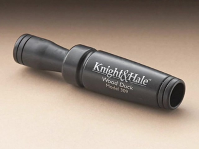 Knight and Hale® Model 309 Wood Duck Call  - image 3 from the video