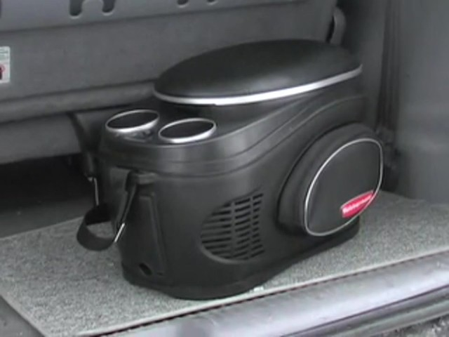 Rubbermaid® 8 - qt. Cooler & Warmer - image 1 from the video