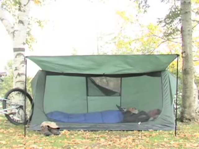 Guide Gear® Sportsmans' Bivy - image 9 from the video
