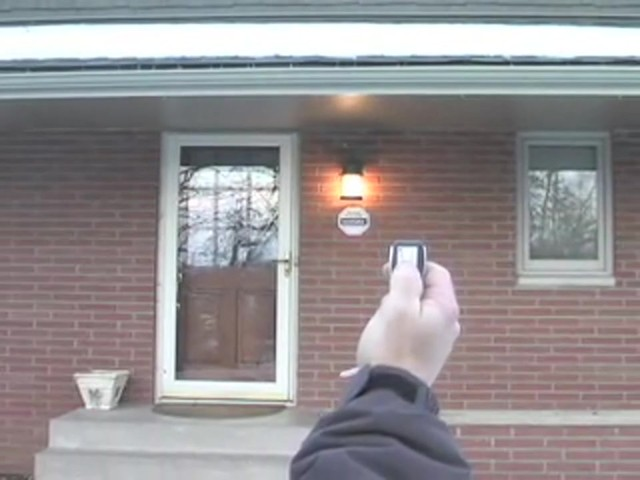 Wireless Home Alarm System - image 1 from the video