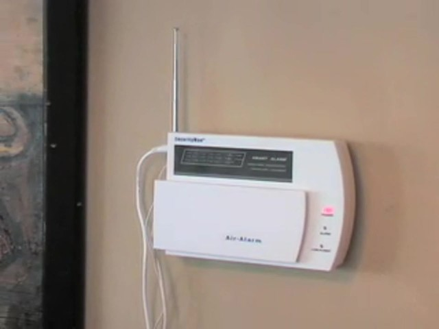 Wireless Home Alarm System - image 2 from the video
