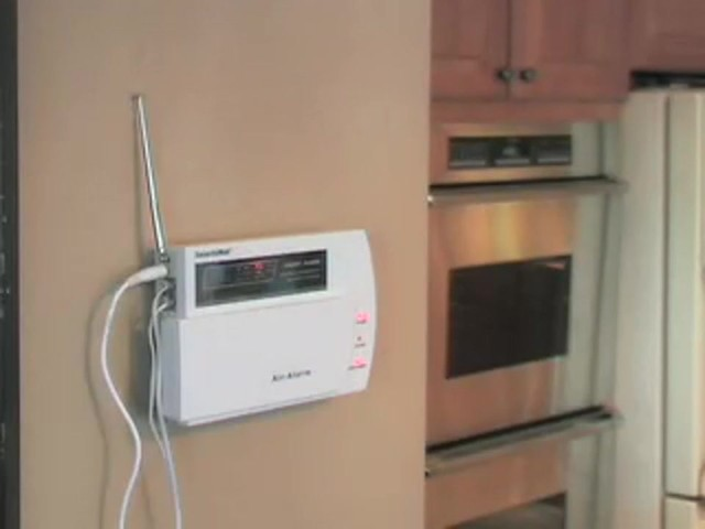 Wireless Home Alarm System - image 4 from the video