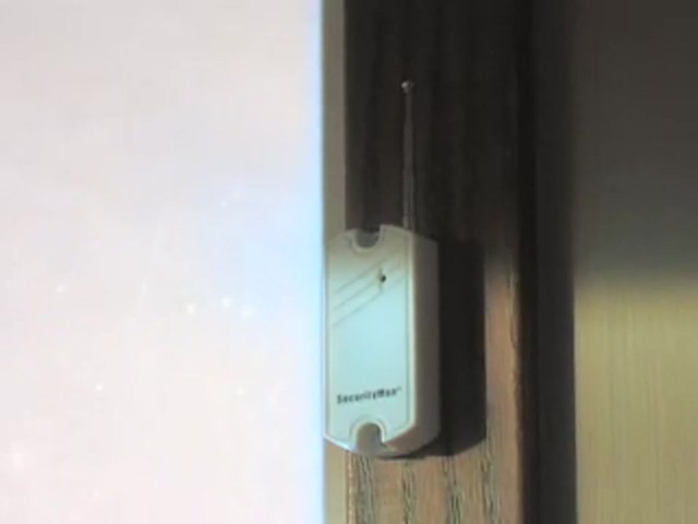 Wireless Home Alarm System - image 5 from the video