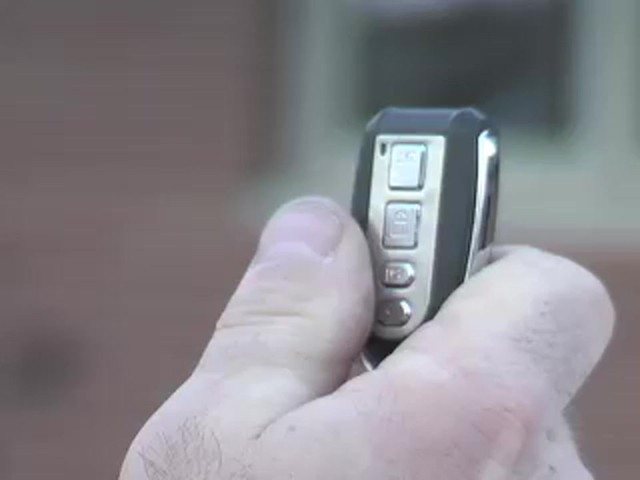 Wireless Home Alarm System - image 8 from the video