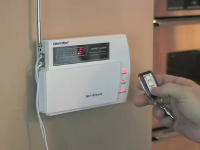 Wireless Home Alarm System - image 9 from the video
